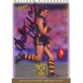 1997 Ultimate - SIGNATURE - Matthew RICHARDSON (Richmond) Jesaulenko Medal