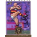 1997 Ultimate - SIGNATURE - Tony MODRA (Adelaide) Foss Williams Medal