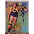 1997 Ultimate - SIGNATURE - Ben COUSINS (Eagles) Rising Star