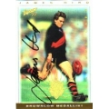 1997 Ultimate - SIGNATURE - James HIRD (Essendon) Brownwlow