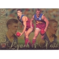 1998 Signature - Michael VOSS / Alastair LYNCH (Brisbane)