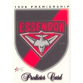 1998 Signature - Predictor - ESSENDON