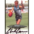 1998 Signature - Chad CORNES (Port Adelaide)