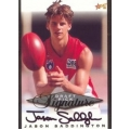 1998 Signature - Jason SADDINGTON (Sydney)