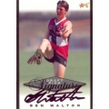 1998 Signature - Ben WALTON (Saints)