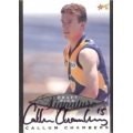 1998 Signature - Callum CHAMBERS (Eagles)