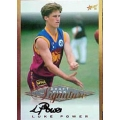 1998 Signature - Luke POWER (Brisbane)