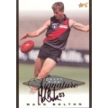 1998 Signature - Mark BOLTON (Essendon)