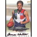 1998 Signature - James WALKER (Fremantle)