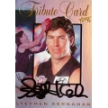 1998 Signature - Tribute SIGNATURE - Stephen KERNAHAN (Carlton)