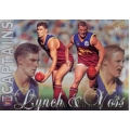 1998 Signature - Common Team Set - Brisbane Lions (12)