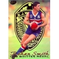 1999 Premiere - Rohan SMITH (Bulldogs) EJ Whitten Medal