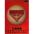 1999 Premiere - Predictor - ESSENDON