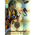 2000 Millenium - BROWNLOW SIGNATURE - Shane CRAWFORD (Hawthorn)