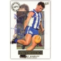 2001 Authentic - Brent HARVEY (Kangaroos)