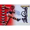 2001 Authentic - Captain Signature - Mark RICCIUTO (Adelaide)