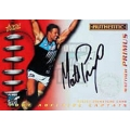 2001 Authentic - Captain Signature - Matthew PRIMUS (Port Adelaide)