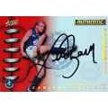 2001 Authentic - Captain Signature - Craig BLADLEY (Carlton)