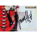 2001 Authentic - Captain Signature - James HIRD (Essendon)