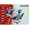 2001 Authentic - Captain Signature - Adrian FLETCHER (Fremantle)