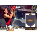 2001 Authentic - James HIRD (Essendon) Norm Smith