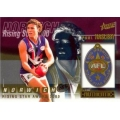 2001 Authentic - Paul HASLEBY (Fremantle) Rising Star