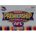 2001 Authentic - Predictor - ADELAIDE