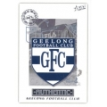 2001 Authentic - Common Team Set - Geelong Cats (13)