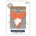2001 Authentic - Common Team Set - Sydney Swans (14)