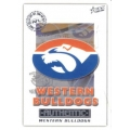 2001 Authentic - Common Team Set - Western Bulldogs (14)