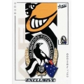 2002 Exclusive - Common Team Set - Collingwood Magpies (14)