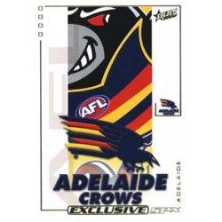 2002 SPX Gold - Common Team Set - Adelaide Crows (14)