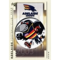 2003 XL - Common Team Set - Adelaide Crows (10)