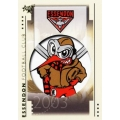 2003 XL - Common Team Set - Essendon Bombers (10)