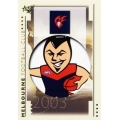 2003 XL - Common Team Set - Melbourne Demons (10)