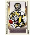 2003 XL - Common Team Set - Richmond Tigers (10)