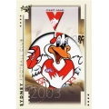 2003 XL - Common Team Set - Sydney Swans (10)