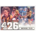 2003 XL Ultra - 300 Game Case Card - Michael TUCK (Hawthorn)