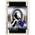 2003 XL Ultra - Common Team Set - Collingwood Magpies (10)