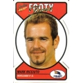 2005 Tradition - Footy Faces Die Cut Team Set - Adelaide Crows (10)
