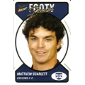 2005 Tradition - Footy Faces Die Cut Team Set - Geelong Cats (10)