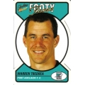 2005 Tradition - Footy Faces Die Cut Team Set - Port Adelaide Power (10)