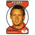 2005 Tradition - Footy Faces Die Cut Team Set - Sydney Swans (10)