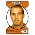 2005 Tradition - Footy Faces Die Cut Team Set - West Coast Eagles (10)