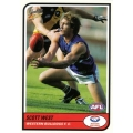 2005 Tradition - Common Team Set - Western Bulldogs (10)