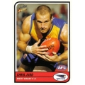 2005 Tradition - Common Team Set - West Coast Eagles (10)