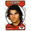 2005 Dynasty - Guernsey Die Cut Team Set - Essendon Bombers (11)