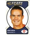 2005 Dynasty - Guernsey Die Cut Team Set - Melbourne Demons (11)