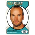 2005 Dynasty - Guernsey Die Cut Team Set - Port Adelaide Power (11)
