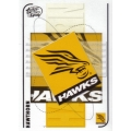 2005 Dynasty - Common Team Set - Hawthorn Hawks (12)